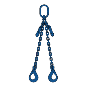 S1 Chain Slings 2 Legs