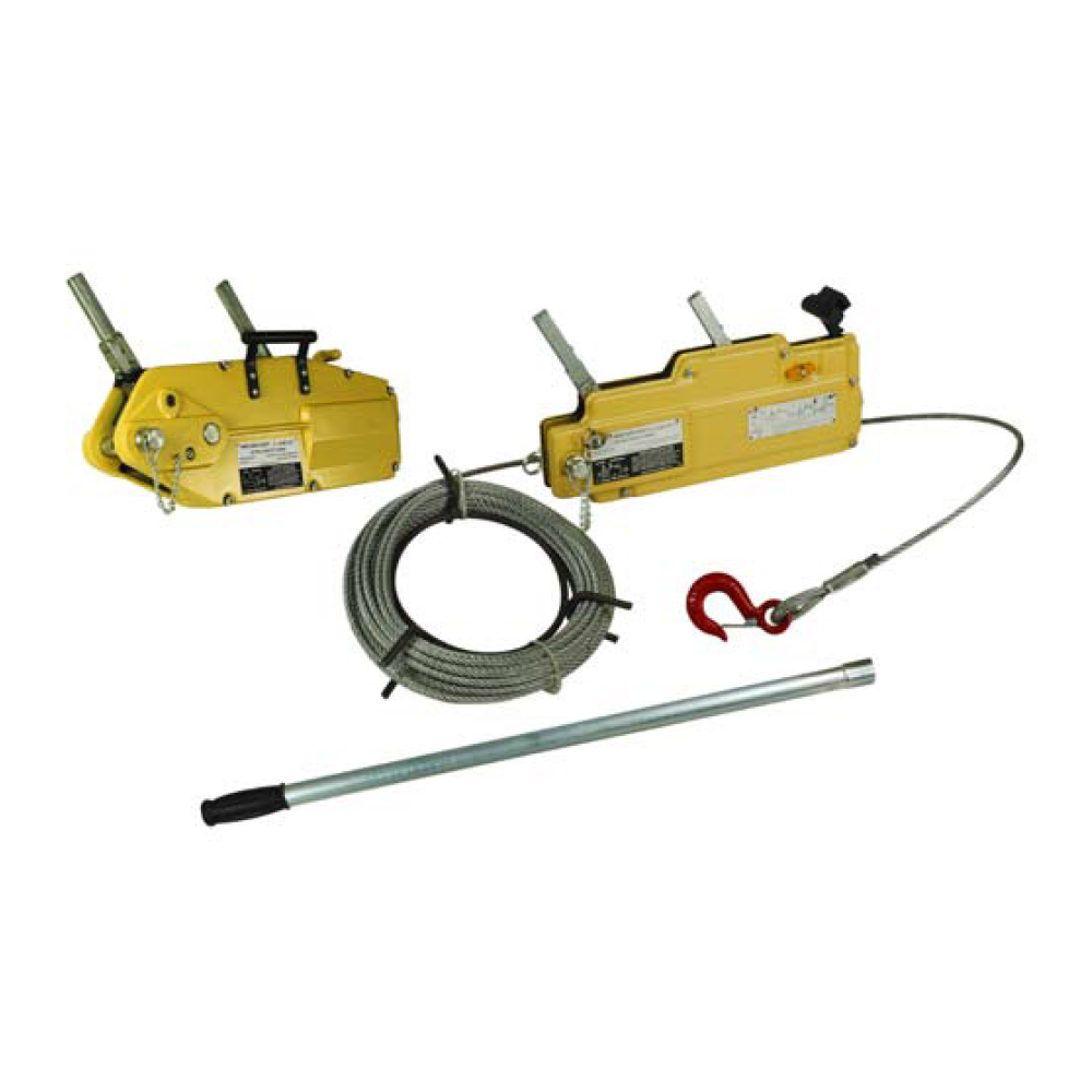 Tirfor Winch: Wire Rope   Ranger