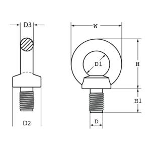 s6-eyebolt-din-standard-580-line-drawing