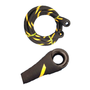 S5 Black Snake Kevlar Recovery Tow Strops