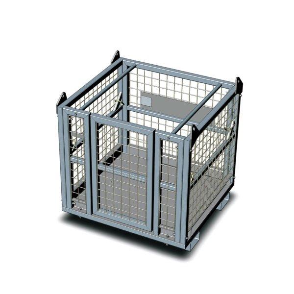 4 Person Crane Cage
