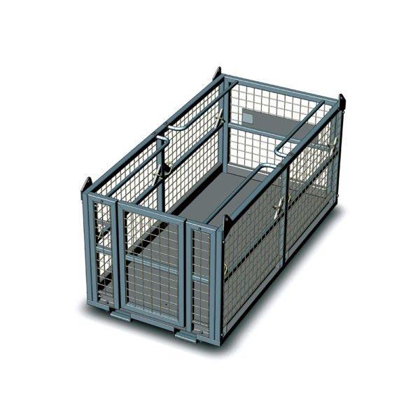 6 Person Crane Cage