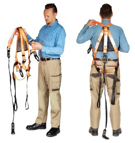 Ranger-How-to-correctly-fit-a-harness