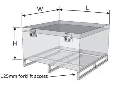 Aluminum Stowage Boxes | Ranger Lifting