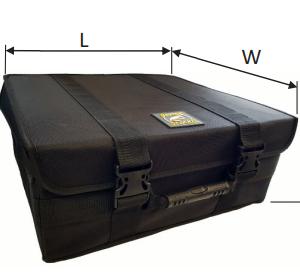 Black Snake Storage Bag
