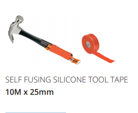 Self Fusing Silicone Tool Tape