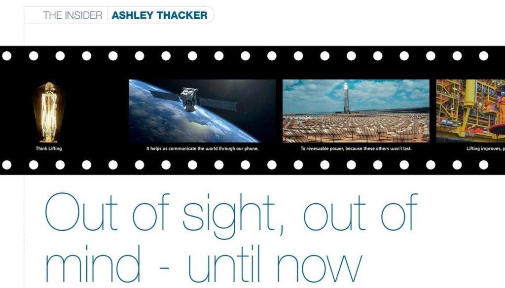 Insider Article | Ashley Thacker | Ranger Lifting