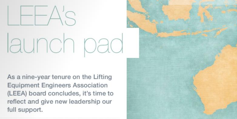 Leas Launch Pad | Ranger Lifting