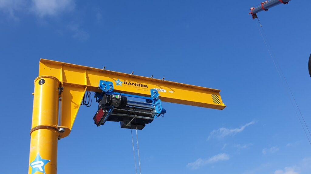 Jib Crane   Ranger Lifting